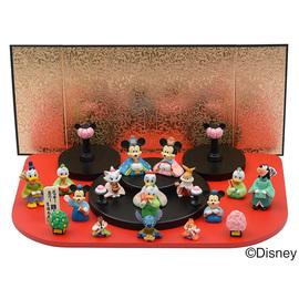 ディズニー 雛人形 段飾り